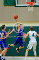 Gallery: Boys Basketball Mount Vernon Christian @ Evergreen Lutheran